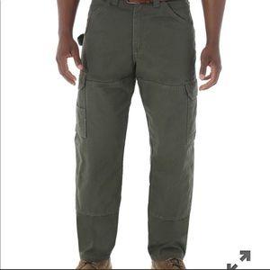 WRANGLER RIGGS Carpenter WorkWear Jeans 42 x 32